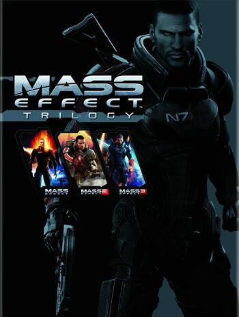 Mass Effect Trilogy Origin Clave GLOBAL