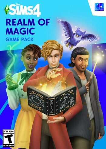 The Sims 4 - Realm of Magic (DLC) Origin Key GLOBAL