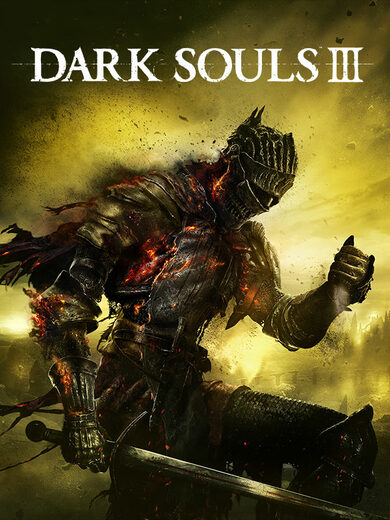 Dark Souls 3: The Fire Fades Edition Steam Key GLOBAL