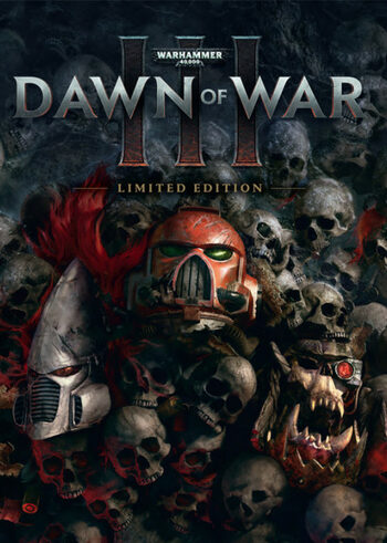 Warhammer 40000: Dawn of War III (Limited Edition) Steam Key GLOBAL