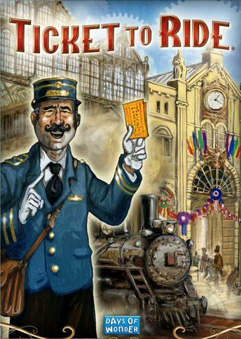 Ticket to Ride Steam Key GLOBAL