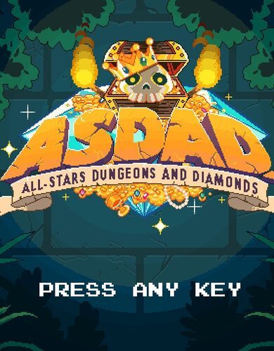 ASDAD: All-Stars Dungeons and Diamonds Steam Key GLOBAL фото