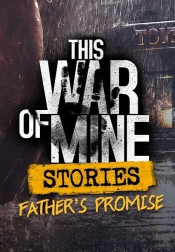 This War of Mine: Stories - Father's Promise (ep.1) (DLC) Steam Key GLOBAL