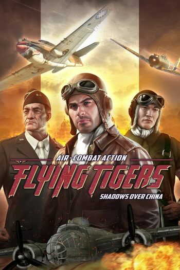 Flying Tigers: Shadows Over China Steam Key GLOBAL