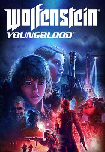 Wolfenstein: Youngblood Steam Key GLOBAL