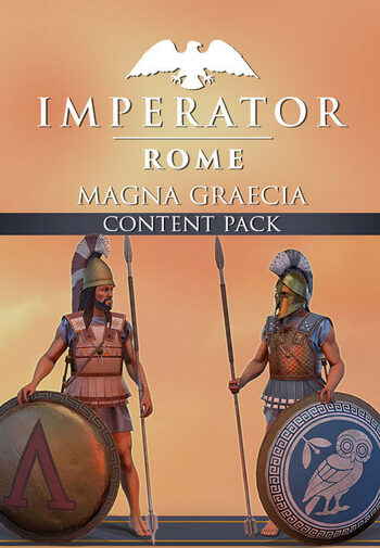 Imperator: Rome - Magna Graecia Content Pack (DLC) Steam Key GLOBAL