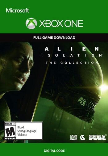 Alien: Isolation - The Collection (Xbox One) Xbox Live Key UNITED STATES