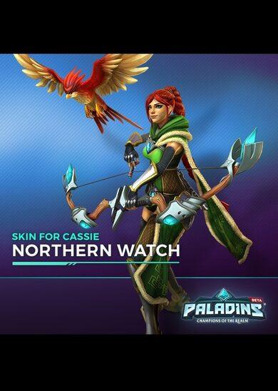 Paladins - Cassie Hero + Northern Watch Skin Key GLOBAL