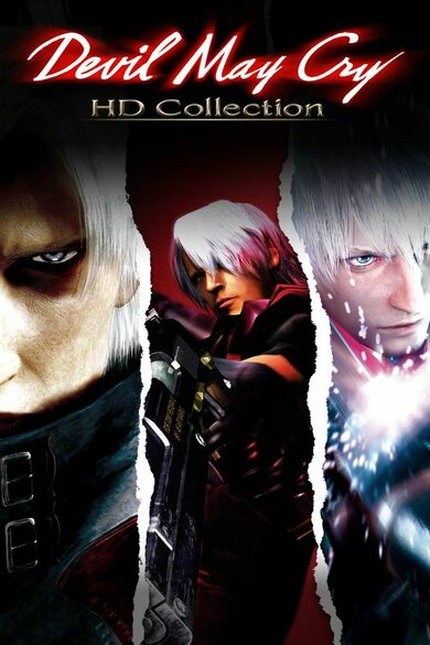 Devil May Cry HD Collection Steam Key EMEA / NORTH AMERICA