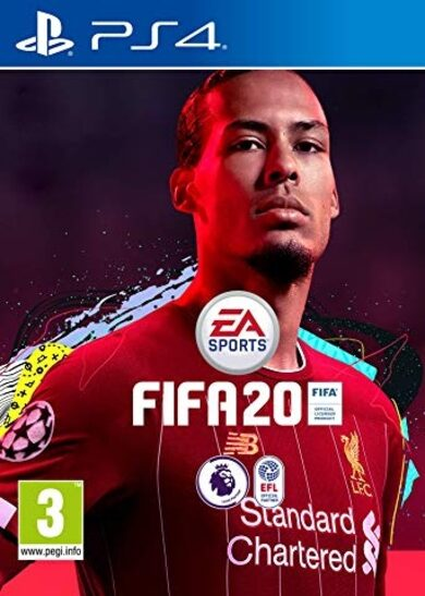 FIFA 20 Champions Edition Upgrade (DLC) (PS4) PSN Key EUROPE