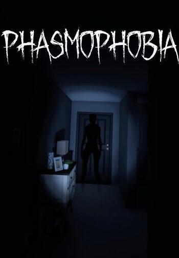 Phasmophobia Código de Steam GLOBAL
