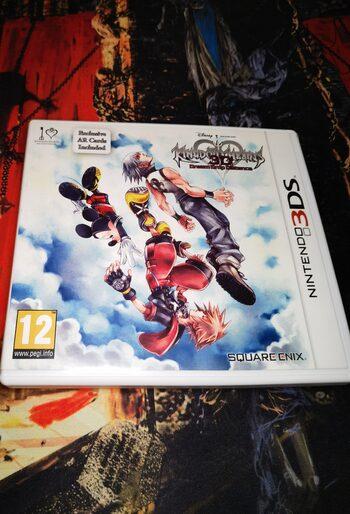 Kingdom Hearts: Dream Drop Distance Nintendo 3DS