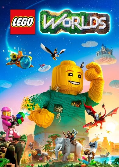LEGO: Worlds Clave Steam GLOBAL