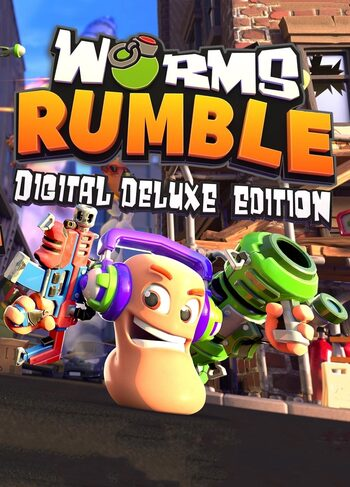 Worms Rumble Deluxe Edition Steam Key GLOBAL