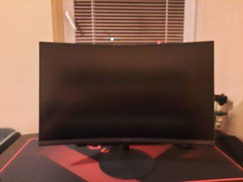 Samsung monitorius lc27t550fduxen