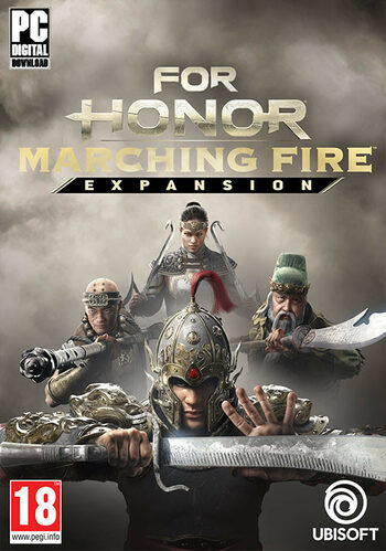 For Honor - Marching Fire (DLC) Uplay Key EUROPE