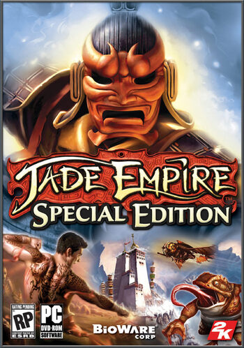 Jade Empire: Special Edition Gog.com Key GLOBAL