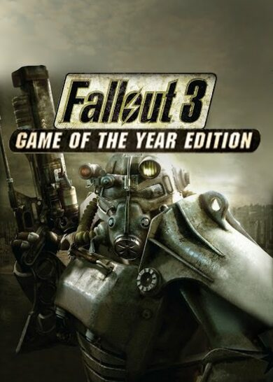 Fallout 3 (GOTY) Steam Key GLOBAL