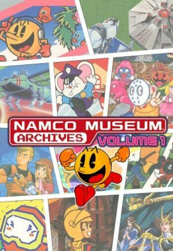 Namco Museum Archives Vol. 1(Nintendo Switch) eShop Key EUROPE