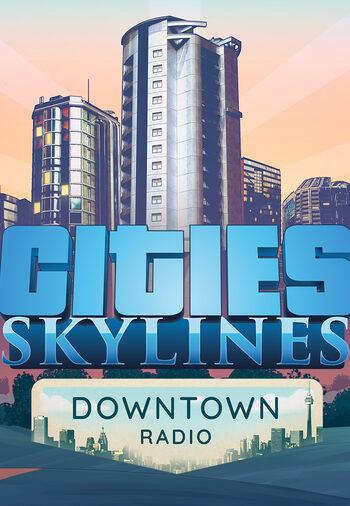 Cities: Skylines - Downtown Radio (DLC) Steam Key GLOBAL