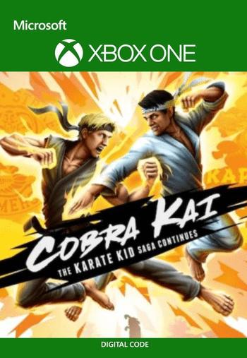 Cobra Kai: The Karate Kid Saga Continues XBOX LIVE Key EUROPE