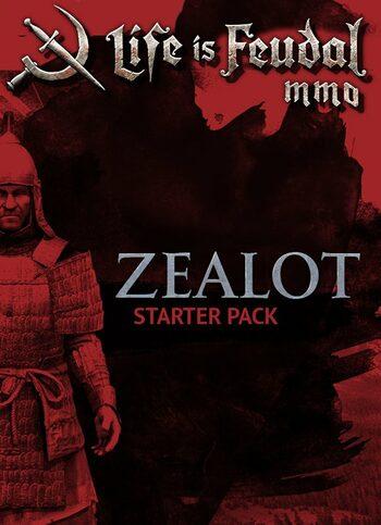 Life is Feudal: MMO. Zealot Starter Pack (DLC) Steam Key GLOBAL