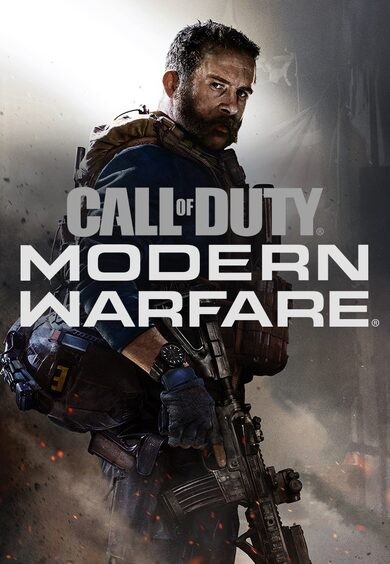 Call of Duty: Modern Warfare Green Gift Clave GLOBAL