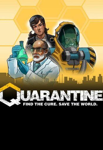 Quarantine Steam Key EUROPE