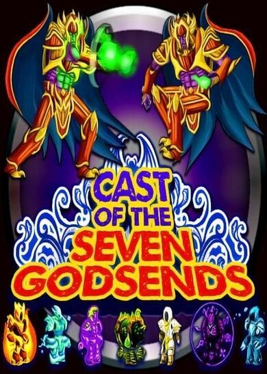 Cast of the Seven Godsends Steam Key GLOBAL