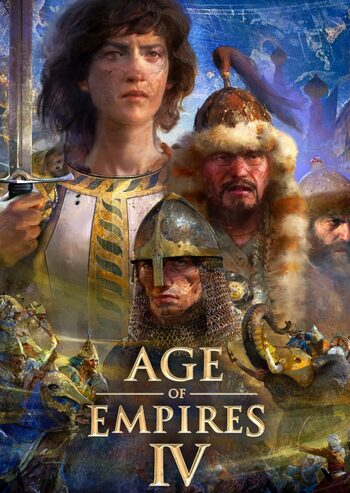 Age of Empires IV Clé Steam EUROPE