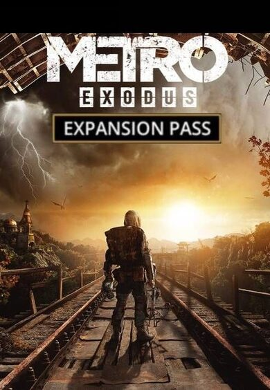 Metro Exodus Expansion Pass (DLC) Steam Key GLOBAL