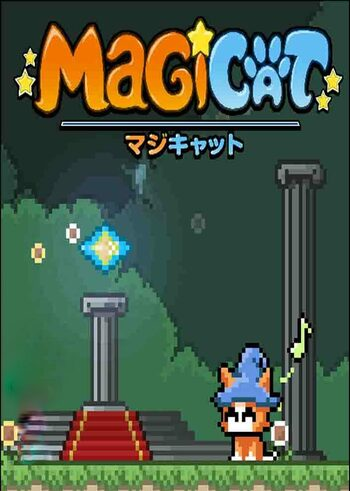 MagiCat Steam Key GLOBAL