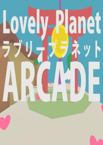 Lovely Planet Arcade Steam Key GLOBAL