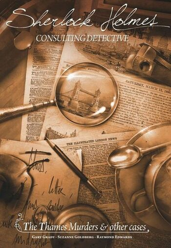 Sherlock Holmes Consulting Detective Collection Steam Key GLOBAL