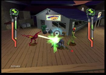 Buy Ben 10 Alien Force: Vilgax Attacks Wii