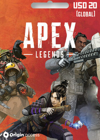 Apex Legends Gift Card 20 USD Origin Key GLOBAL