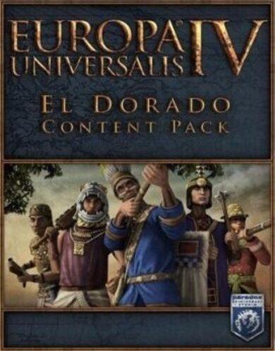 Europa Universalis IV - El Dorado Content Pack (DLC) Steam Key GLOBAL