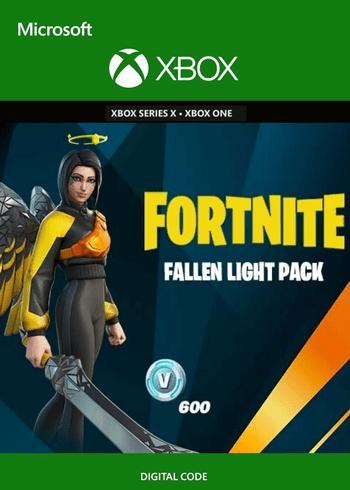 Fortnite - Fallen Light Pack + 600 V-Bucks XBOX LIVE Key EUROPE
