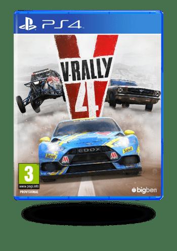 V-Rally 4 PlayStation 4