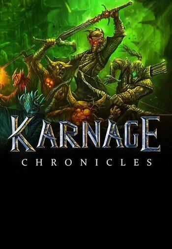 Karnage Chronicles [VR] Steam Key GLOBAL