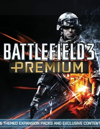 Battlefield 3 - Premium Pack (DLC) Origin Key GLOBAL