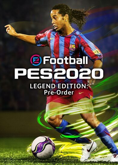 eFootball PES 2020 Legend Edition Steam Key GLOBAL