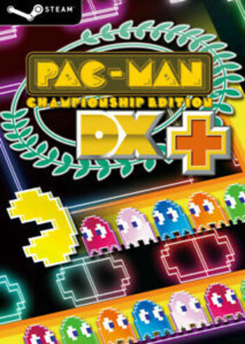 PAC-MAN Championship Edition DX+ Steam Key GLOBAL