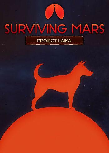 Surviving Mars: Project Laika (DLC) Steam Key GLOBAL