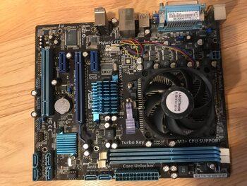 Asus M5A78L-M LX AMD 760G Micro ATX DDR3 AM3+ 1 x PCI-E x16 Slots Motherboard
