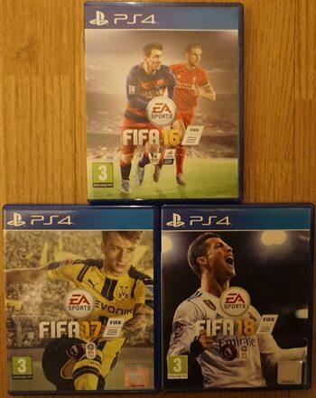 PS4 FIFA žaidimų rinkinys