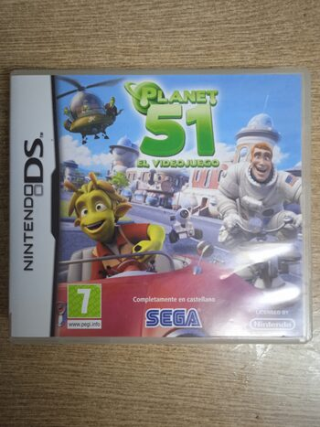 Planet 51 Nintendo DS