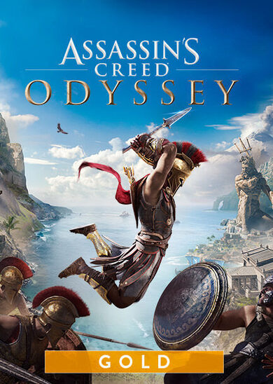 Assassin's Creed: Odyssey (Gold Edition) Uplay Key EUROPE