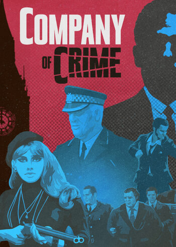 Company of Crime Steam Key GLOBAL