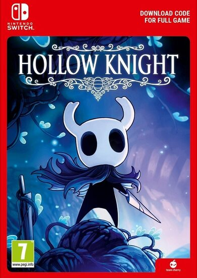 Hollow Knight (Nintendo Switch) eShop Clave EUROPA
